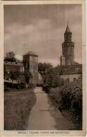 Idstein - Partie Am Hexenturm - Idstein