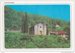 Castro Daire - Igreja Da Ermida - Portugal (2 Scans) - Viseu