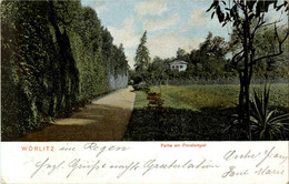 Wörlitz - Partie Am Floratempel - Wörlitz