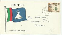 LESOTHO 1968 COVER. - Lesotho (1966-...)