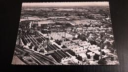 49 Trélazé Vue Aérienne  La Manufacture D'Allumettes - Sonstige Gemeinden