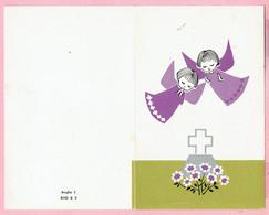 Bidprentje - Cindy SOENEN Dochertje Van Erik En Rika DE BACKERE - Roeselare 1977 - 1986 - Religion & Esotérisme