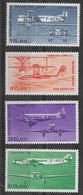 FRANCE Poste Aérienne N°57,58,59 Et 60 **  Neufs Sans Charnière Luxe MNH - 1960-.... Mint/hinged