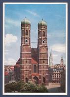 Germany - München / Frauenkirche = Münchner Dom - Dom Zu Unserer Lieben Frau - Chiese E Cattedrali