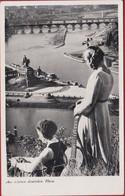 AK Koblenz - Am Schönen Deutschen Rhein - Ca. 1955 Rheinland-Pfalz Deutschland - Koblenz