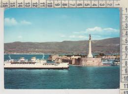 TRAGHETTI  FERRYBOAT  BATEAUX  PIROSCAFI LA MADONNINA DEL PORTO NO VG - Ferries