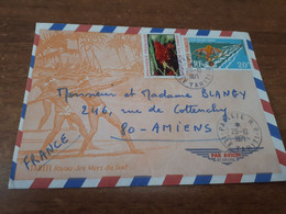 Old Letter - Polynesie Francaise - Oceania (Other)