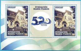 Uruguay 2020 ** HB Maria Tsakos Foundation - International Center For Research And Maritime Tradition. SEDE. - Protezione Dell'Ambiente & Clima