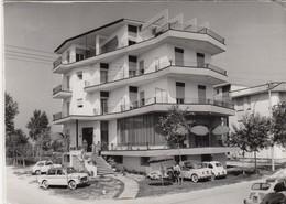 JESOLO LIDO-VENEZIA-ALBERGO=CALIFORNIA-CARTOLINA VERA FOTOGRAFIA-VIAGGIATA IL 6-10-1961 - Venezia (Venice)