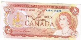 Canada Two Dollars 1974. - Canada