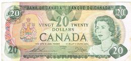 Canada 20 Dollars 1979. - Canada