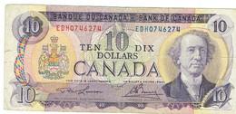 Canada 10 Dix  Dollars. - Canada