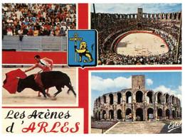 (P 1) France - Arènes De Arles (posted 1972) - Corrida