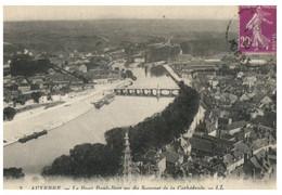 (P 1) France - Very Old - Auxerre Pont Paul-Bert - Puentes