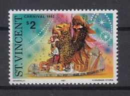 St. Vincent 1982 Carnival. 1 Val. MNH. VF. - St.Vincent & Grenadines