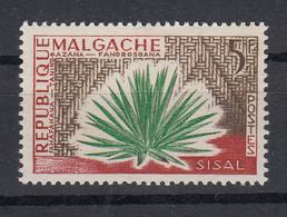 Madagascar 1960 Plants. Sisal. Single. MNH. VF. - Madagascar (1960-...)