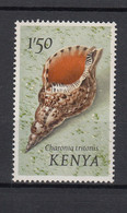 Kenya 1971 Shell Definitive. Triton's Trumpet (Charonia Tritonis). MNH. VF. - Kenya (1963-...)