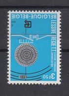 Belgium 1972 Satellite Earth Station. Single. MNH. VF. - Belgium