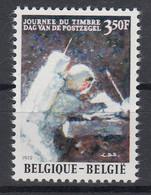 Belgium 1972 Stamp Day. Single. MNH. VF. - Belgium