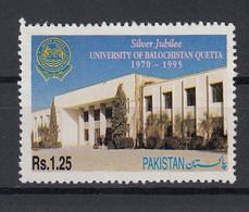 Pakistan 1995 University Of Balochistan Quetta. Single. MNH. VF. - Pakistan