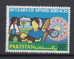 Pakistan 1980 30 Years Of APWA's Services. Single. MNH. VF. - Pakistan