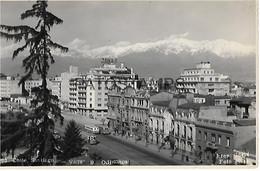 143079 CHILE SANTIAGO BOULEVARD O'HIGGINS & TRANVIA TRAMWAY POSTAL POSTCARD - Chili