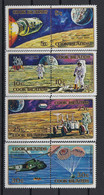Cook Islands 1972 Exploration Of The Moon. Set. MNH. VF. - Cook Islands