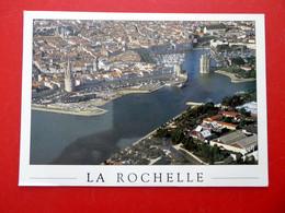 La Rochelle - Hafen Vieux Port - Charentes-Maritime - Hafen - Luftbild - Frankreich - La Rochelle