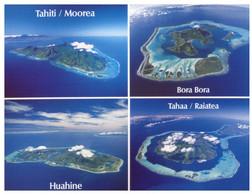 (P 5) France - Tahiti (Bora Bora Etc) - Polinesia Francese