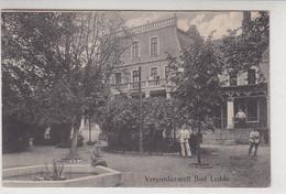 Bad Ledde (Tecklenburg) Velpe - 1915 Feldpost Aus Vereinslazarett .. - Steinfurt