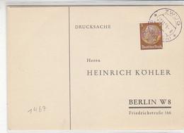 SUDETENLAND - Köhlerkarten Aus ZWUG Ist Frei + FÜNFHUNDEN - Occupation 1938-45