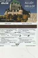 BELL  Quebec   Frontenac 1 1995 1500ex - Canada