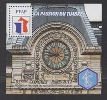 FFAP-2012 N°6** GARE D'ORSAY - FFAP