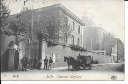 """LILLE   """" Caserne Negrier ,  Belle Animation  """"  N°702 - Lille"""