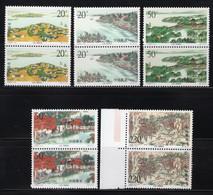 CHINA Yt. 3298/3302 MNH** 1995 - 1949 - ... République Populaire
