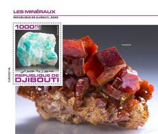 Djibouti 2020  Minerals   S202007 - Gibuti (1977-...)