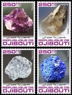 Djibouti 2020  Minerals   S202007 - Djibouti (1977-...)