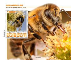Djibouti 2020   Fauna Bees   S202007 - Djibouti (1977-...)
