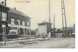 JEMEPPE SUR  MEUSE  Café De La Gare. - Liege