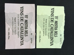 Ticket(two Together) - Tickets - Vouchers