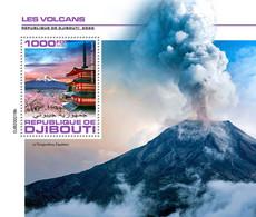 Djibouti 2020   Volcanoes  S202007 - Djibouti (1977-...)