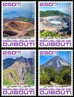 Djibouti 2020   Volcanoes  S202007 - Yibuti (1977-...)