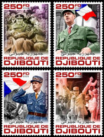 Djibouti 2020  Charles De Gaulle  S202007 - Djibouti (1977-...)