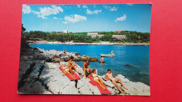 Rovinj.International Youth Centre.Bikini - Kroatien