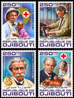 Djibouti 2020  Albert Schweitzer   S202007 - Djibouti (1977-...)