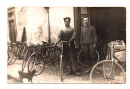 Graulhet.  Garage De Velos. Bicyclettes. TBE Non écrite. - Graulhet