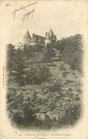 WW 23 FRESSELINES. Château De Puy-Guillon 1904 - Sonstige Gemeinden
