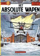 Lefranc - Het Absolute Wapen (2de Druk) 1982 - Lefranc