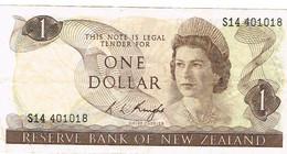 Nouvelle-Zélande One Dollar - Nieuw-Zeeland