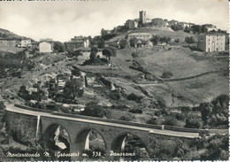 GROSSETO MONTEROTONDO PANORAMA - Grosseto